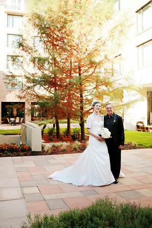 Wedding pictures at 1900 University Avenue